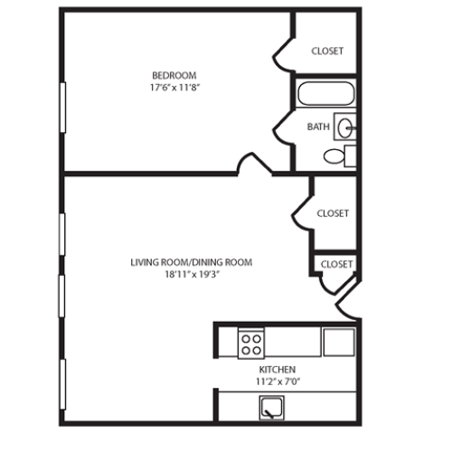 Floor Plan 31 | The Seneca