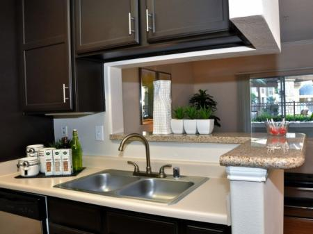 Kitchen at Retreat at Westchase