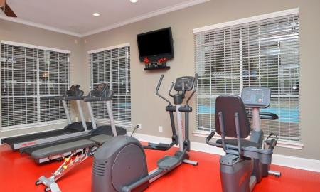 Fitness Center at Retreat at Westchase 3
