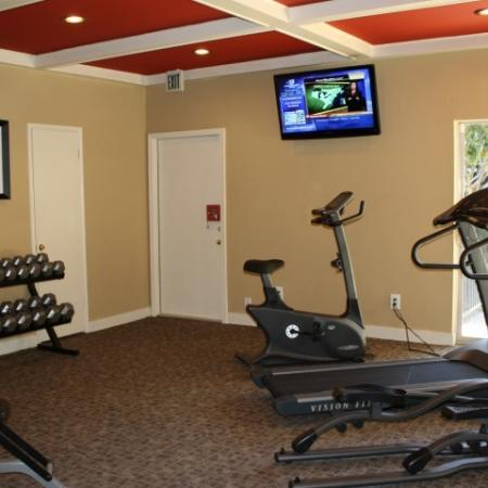 Fitness Center at Briarwest