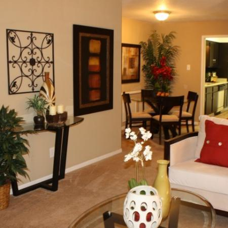 Living Room at Briarwest4