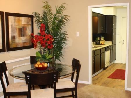 Living Room at Briarwest6
