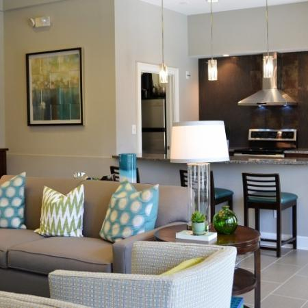 Dunwoody Place Apartments Kitchen