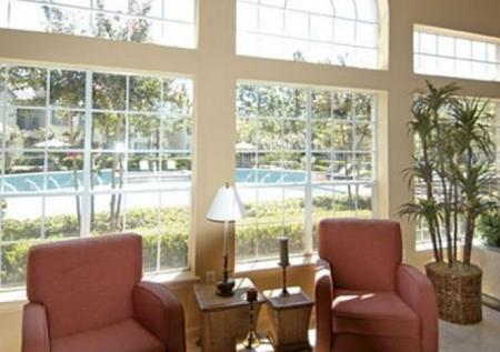 Clubhouse at Chartwell Court Apartments