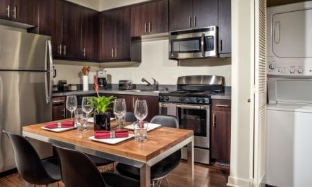 Modern Kitchen | Pomona Apartments | Monterey Station Apartments
