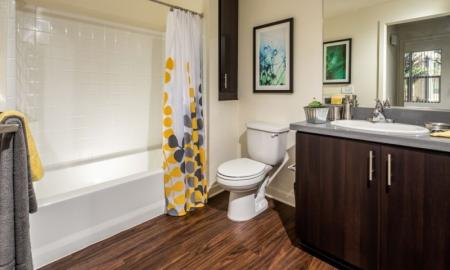 Spacious Bathroom | Pomona Apartments | Monterey Station Apartments
