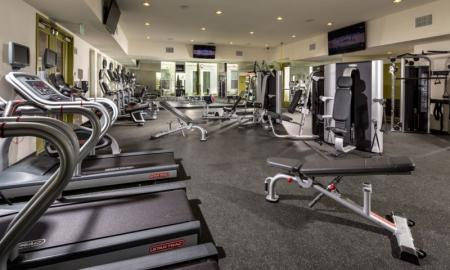 State-of-the-Art Fitness Center | Apartment For Rent In Pomona CA | Monterey Station Apartments