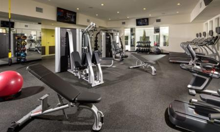 Cutting Edge Fitness Center | Apartments For Rent Pomona | Monterey Station Apartments