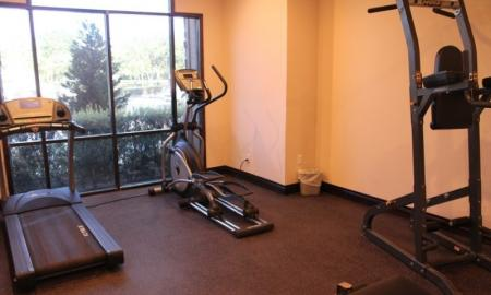 Fitness Center at Reserve at Windmill Lakes