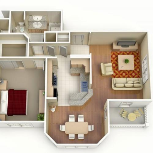 Floor Plan | San Paloma