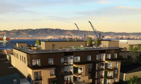 Apartment Homes in San Francisco | The Gantry 2