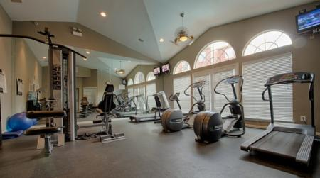 Fitness Center at The Inverness 1