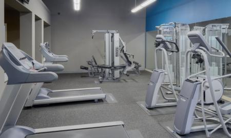 Fitness Center at Treetops 2