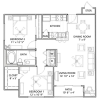 Floor Plan 2 | Vail Quarters 2