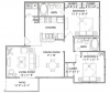Floor Plan 3 | Vail Quarters 2