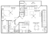 Floor Plan 6 | Vail Quarters