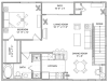 Floor Plan 5 | Vail Quarters