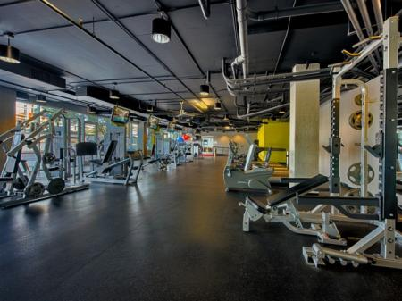 Fitness Center at Tempe Metro