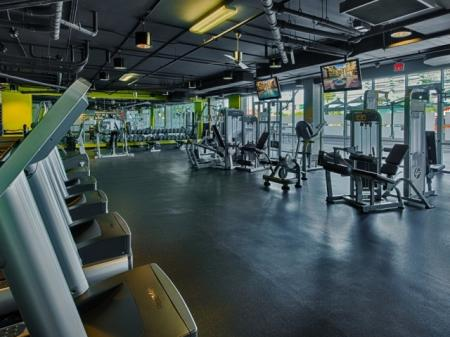 Fitness Center at Tempe Metro 2