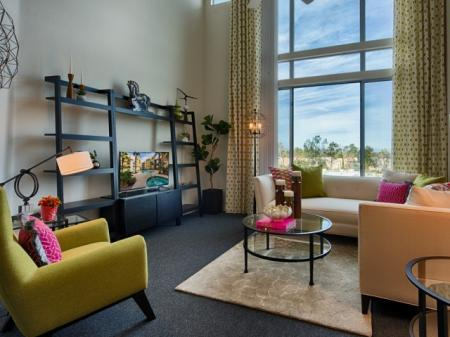 Living Room at Tempe Metro 2