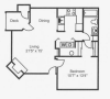 Floor Plan | Santa Fe Ridge