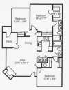 Floor Plan 4 | Santa Fe Ridge
