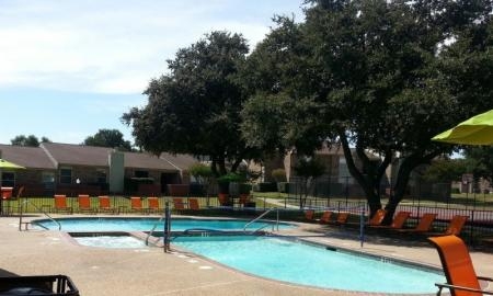 Swimming Pool at Fairways Apartments 3