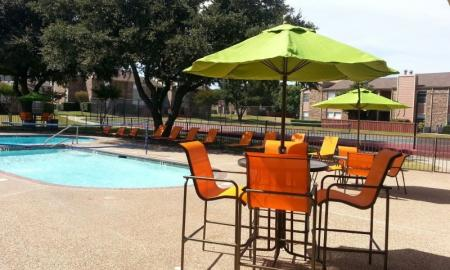 Swimming Pool at Fairways Apartments 2