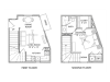 1 Bedroom Floor Plan | Vail Quarters 2