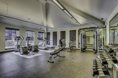 Fitness Center at Carrick Bend