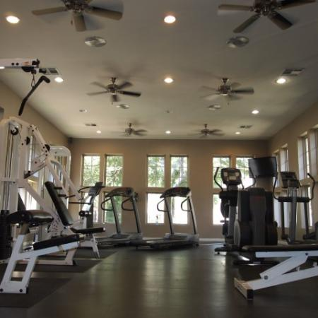 Fitness Center at Somerset at Spring Creek