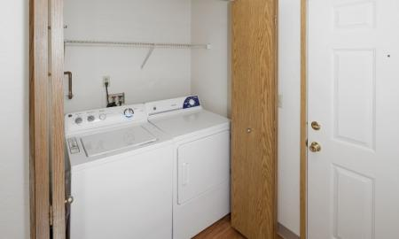 In-home Laundry | Apartments For Rent Vancouver WA | Golfside Village