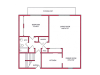 Floor Plan 2 | Villages of Wildwood Phase lll