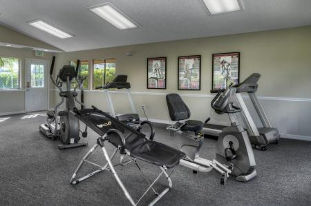 Resident Fitness Center | Apartments For Rent Altamonte Springs | Lakeshore at Altamonte Springs