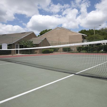 Community Tennis Court | Apartment In Altamonte Springs | Lakeshore at Altamonte Springs