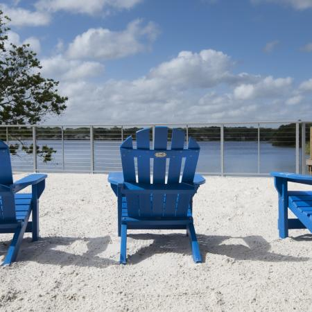 Resident Sun Deck | Apartments For Rent Altamonte Springs | Lakeshore at Altamonte Springs