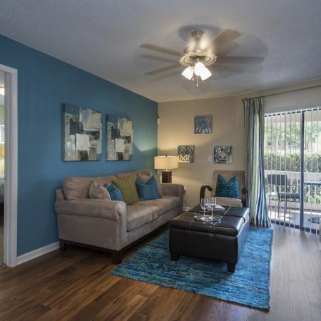 Elegant Living Room | Apartment For Rent In Altamonte Springs | Lakeshore at Altamonte Springs