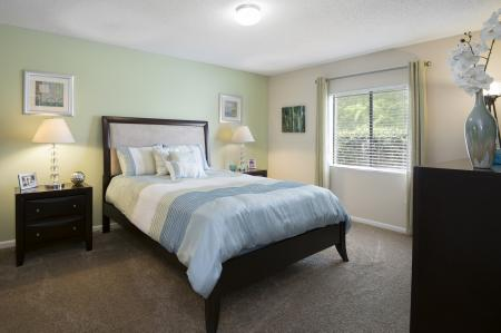 Spacious Master Bedroom | Apartment In Altamonte Springs FL | Lakeshore at Altamonte Springs