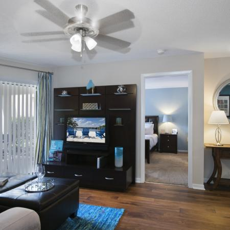 Spacious Living Area | Apartment In Altamonte Springs FL | Lakeshore at Altamonte Springs