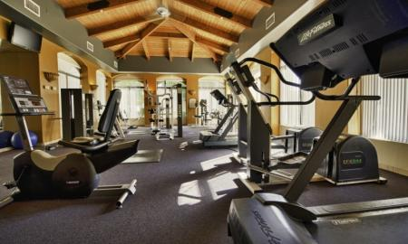 State-of-the-Art Fitness Center | Luxury Apartments Tempe | The Palms on Scottsdale