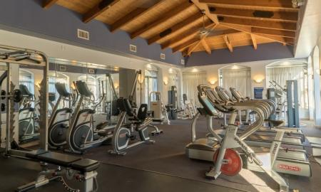 Resident Fitness Center | Apartments For Rent In Tempe AZ | The Palms on Scottsdale