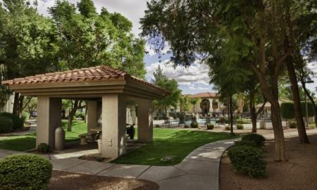 Luxury Apartments Tempe | The Palms on Scottsdale