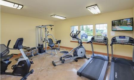 Fitness Center at Carrington Place