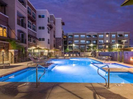 Swimming Pool | Luxe Scottsdale