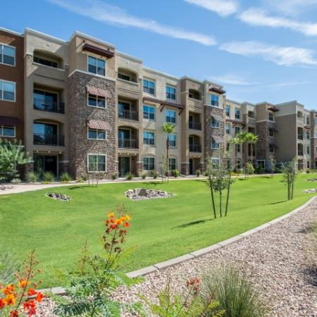 Apartments in Scottsdale AZ | Luxe Scottsdale