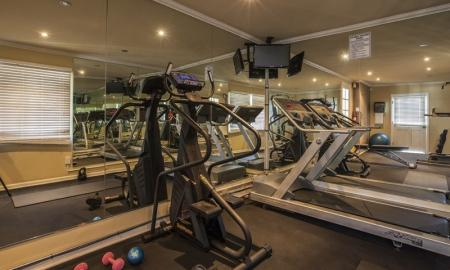 Long Beach Apartments | Fitness Center