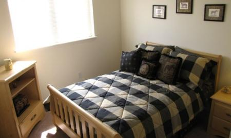 Spacious Bedroom | Apartments Boise | Rosewood Apartments