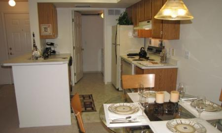 Spacious Kitchen | Apartments In Boise | Rosewood Apartments