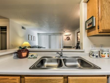 Luxurious Kitchen | Apartments In Boise | River Pointe