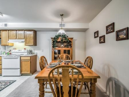 Elegant Dining Room | Boise Apartments For Rent | River Pointe